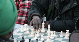Playing Chess, Game