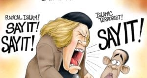 Sam Kinison, Obama, Radical Islam, Just Say It