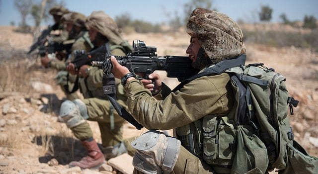 Soldiers, Israel Defense Forces