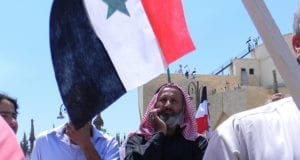 Syrian, People, Flag