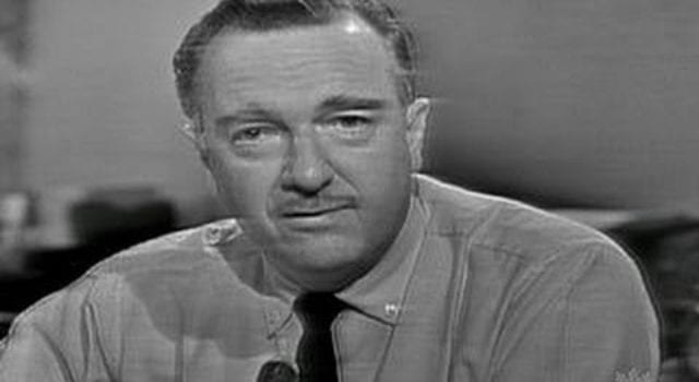 Walter Cronkite, Video Still