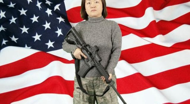 Lily Tang Williams, Lily4Liberty