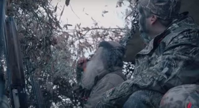 Ted Cruz, Phil Robertson, Duck Dynasty, Video Still