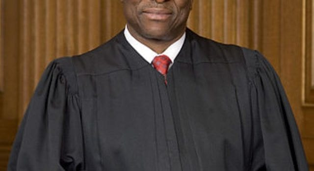 Supreme Court Justice Clarence Thomas, Official, SCOTUS