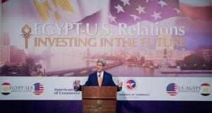 Egypt, US Relations, John Kerry, Secretary of State