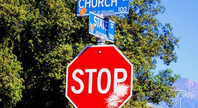 Intersection of Church and State, Separation of Church and State