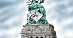 Liberty Weeps At Justice Scalia Death