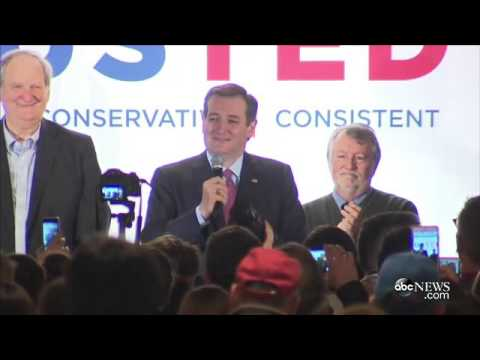 Ted Cruz, video still