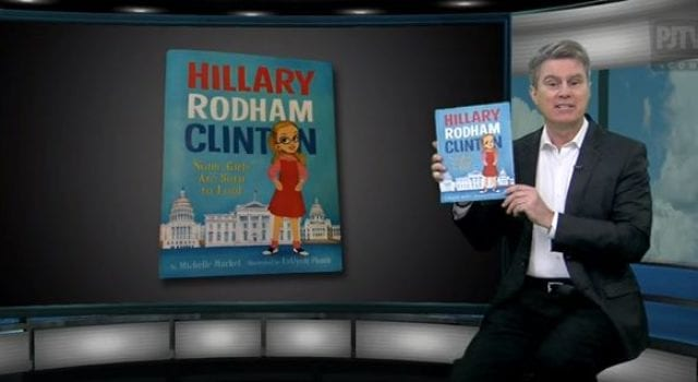 Bill Whittle, Hillary Rodham Clinton, Childrens Book, video still