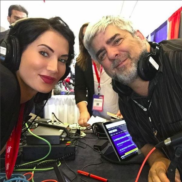 CPAC2016, THE Hollywood Conservative, Amanda Head