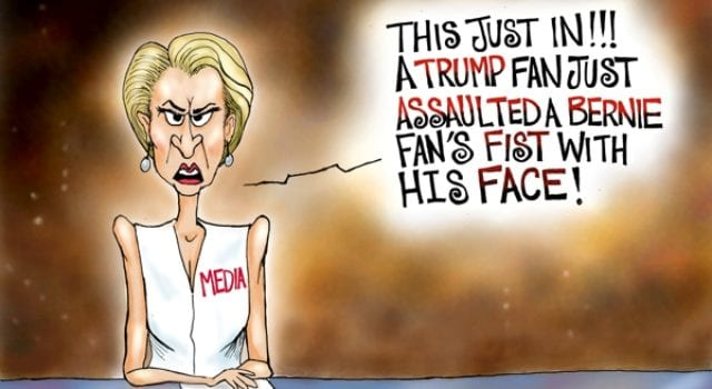 Media Bias, Anti-Trump, Megyn Kelly, Fox News