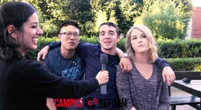College students think free handouts are the way to achieve American Dream, VideoStill