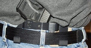 Concealed Carry, Gun rights, Man, 2nd Amendment