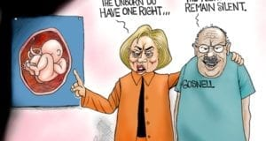 Hillary Clinton, Abortion, Unborn, Baby, Kermit Goznell