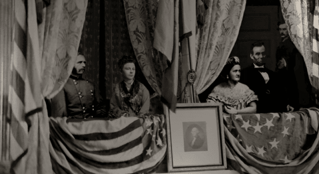 Lincoln Assassination At Ford Theatre