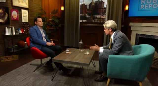 Milo Yiannopoulos, Rubin Report, Video Still