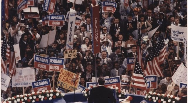 Ronald Reagan, Acceptance Speech, Republican National Convention, RNC