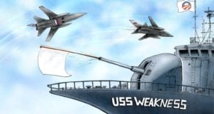 Russian Aircraft Buzz Our US Navy