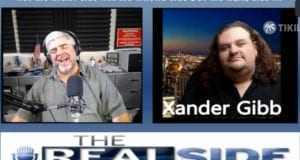 Joe Messina, The Real Side, with Xander Gibb