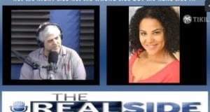 Joe Messina, The Real Side Radio Show, with Kira Davis