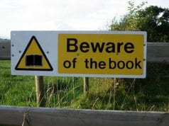 Beware of the Book, Book Bans