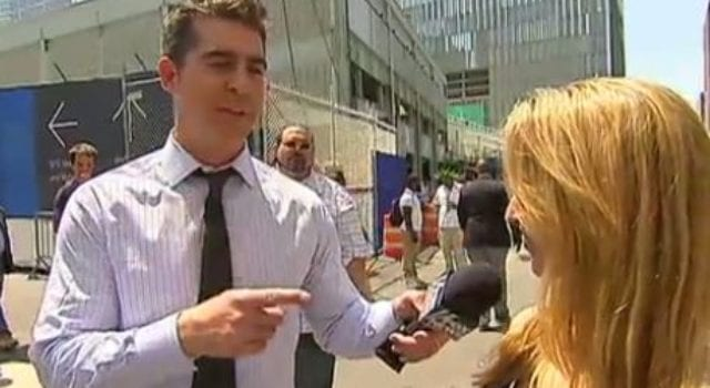 Memorial Day Quiz, Jesse Watters, Video Still