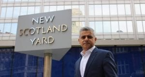 Sadiq Khan, London Mayor
