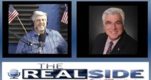 Joe Messina, The Real Side Radio Show, with Gary Aminoff