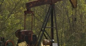 Oil Well Pump Rig, Fossil fuel