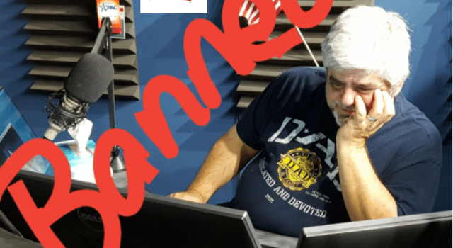 Joe Messina, The Real Side, Politicon, Banned