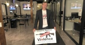 James O'keefe, Citizens Against Senseless Gun Violence, Video Still