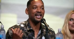 Will Smith, press conference