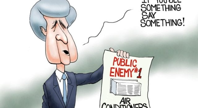 John Kerry, Refrigerators, Climate Change, ISIS