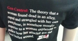 Gun Control, women, dead, alley
