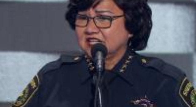 Dallas County Sheriff, Lupe Valdez