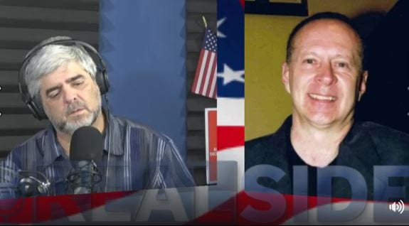 Joe Messina, The Real Side, with Rick Trader host of Conservative Commandos Radio