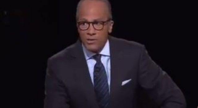 Hofstra Debate, Lester Holt, CSPAN, screenshot