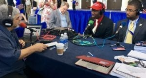 Black Conservative Federation, Diante Johnson, Marv Allen, CPAC 2017