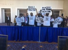 CPAC 2017, Blacks for Trump 2020