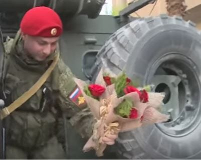 Middle East Womens Day Roses, video still