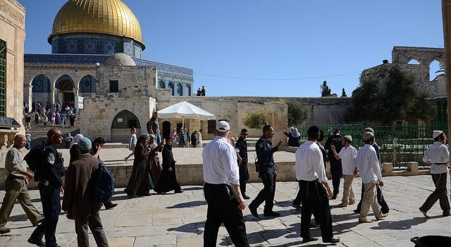 Temple Mount, Al-Aqsa Mosque