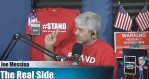 Joe Messina, The Real Side, #STAND