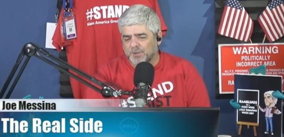 Joe Messina, The Real Side, STAND, Resist