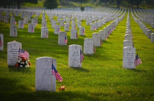 Memorial Day, US Marines, Arlington Natl Cemetery