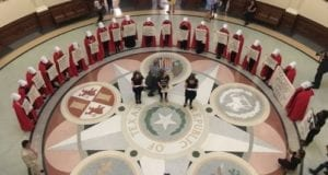Handmaid Tale Feminists, Texas Legislature