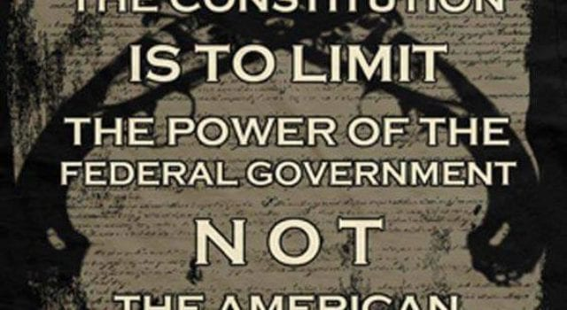 The Purpose of the Constitution