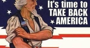 We The People, Uncle Sam, Get Involved!, Take back America