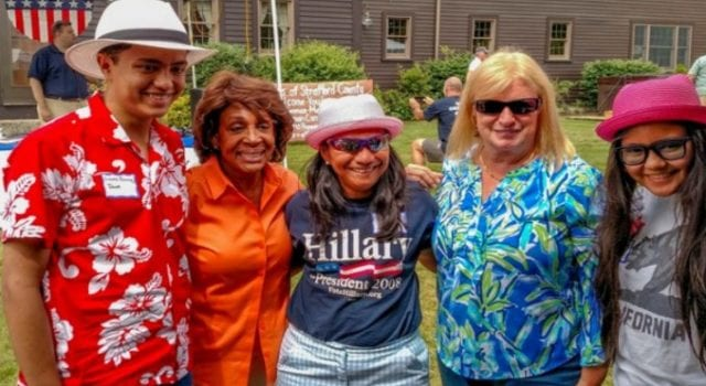 Shea Porter, Maxine Waters, New Hampshire
