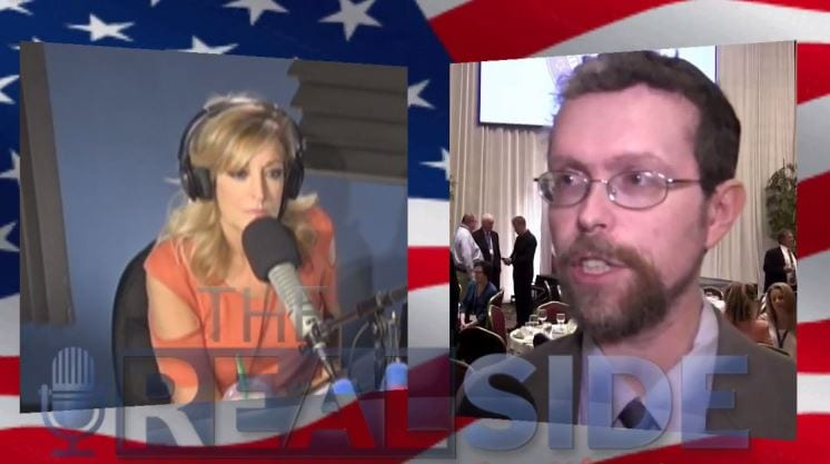 Guest Host, Andrea Kaye with Daniel Greenfield