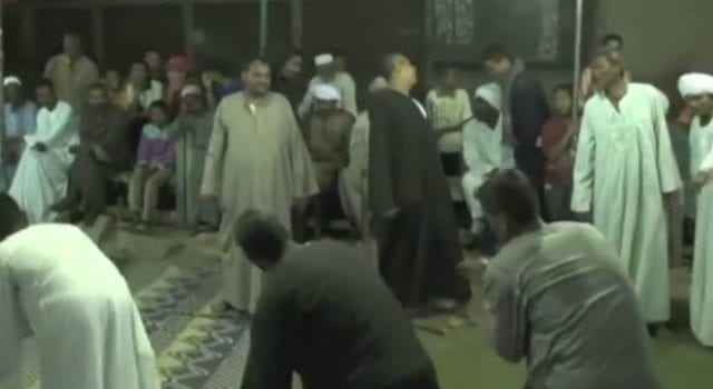 Sufi Ritual, Egypt, Cheri Berens, Video Still